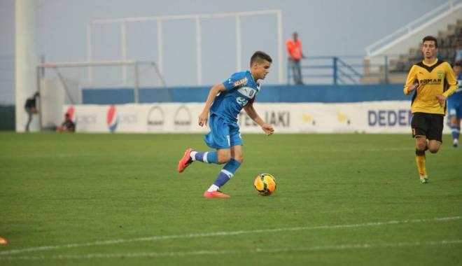 Foto: Fotbal: Academia Hagi are 13 jucători convocaţi la loturile naţionale U17 şi U18