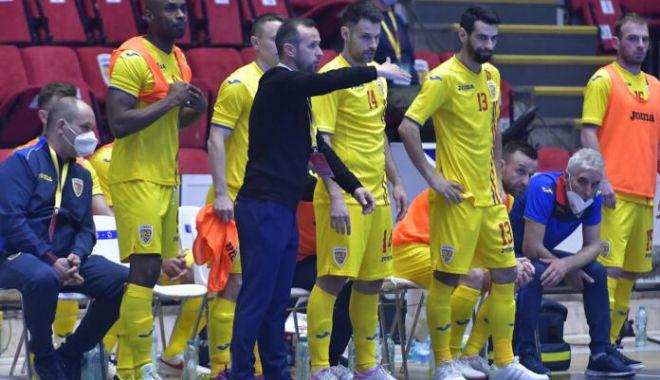 Futsal / Tricolorii, la mâna Bosniei în preliminariile EURO 2022 - fotbalbosnia-1618467103.jpg