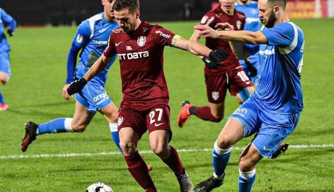 Fotbal / Campioana CFR Cluj, eliminată prematur din Cupa României - fotbalcfr3011-1606739425.jpg