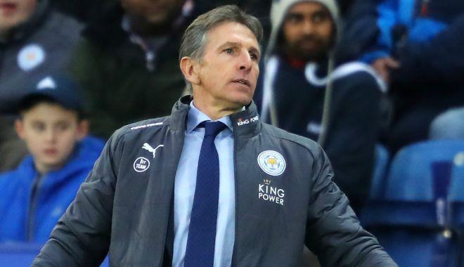Foto: Leicester City rămâne fără antrenor după înfrângerea cu Crystal Palace