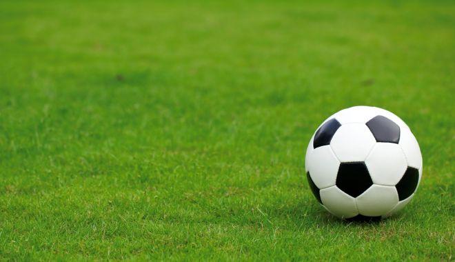 Foto: Sărbătoare la Cumpăna. Echipa de fotbal locală dă piept cu Axiopolis Cernavodă