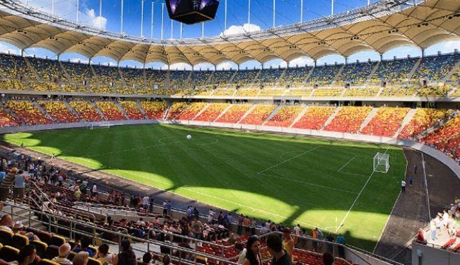 Fotbal / Turneul final ale EURO 2020 s-ar putea desfășura cu spectatori în tribunele Arenei Naționale - fotbaleuro-1614931400.jpg