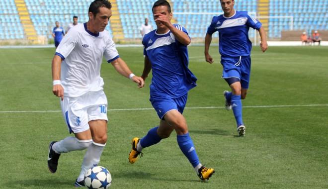 "Foto: ""Marinarii"" vs. S�geata / FC FARUL afl�, ast�zi, DAC� R�M�NE �n Liga a II-a"
