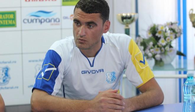 Foto: Ion Barbu este convins că FC Farul nu va retrograda