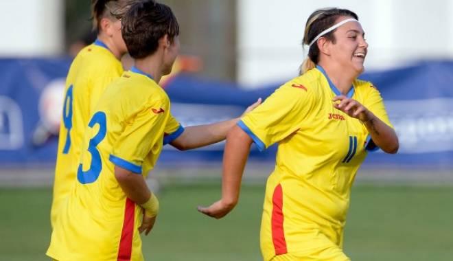 Foto: Fotbal feminin U19: S-a stabilit lotul pentru turneul de calificare la EURO 2016