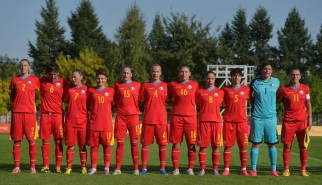 Foto: Fotbal feminin: România se pregăteşte de preliminariile Euro 2017