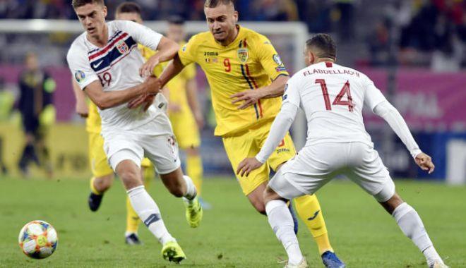 Fotbal / Naţionala României, locul 44 în clasamentul FIFA - fotbalfifa-1603371789.jpg