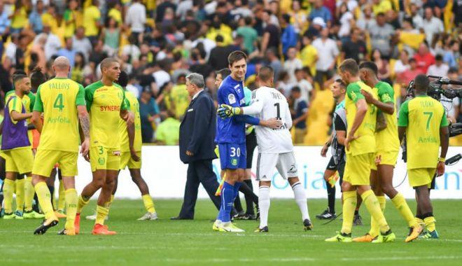 Foto: Ciprian Tătăruşanu a apărat un penalty lui Mbappe. Insuficient însă, PSG a mers în finala Cupei Franţei