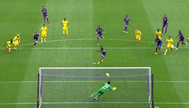 Foto: PSG, egal cu Strasburg. Tătăruşanu a apărat un penalty pentru Nantes