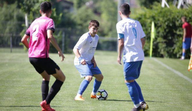 Foto: S-a înfiinţat Campionatul Naţional de fotbal juniori U16