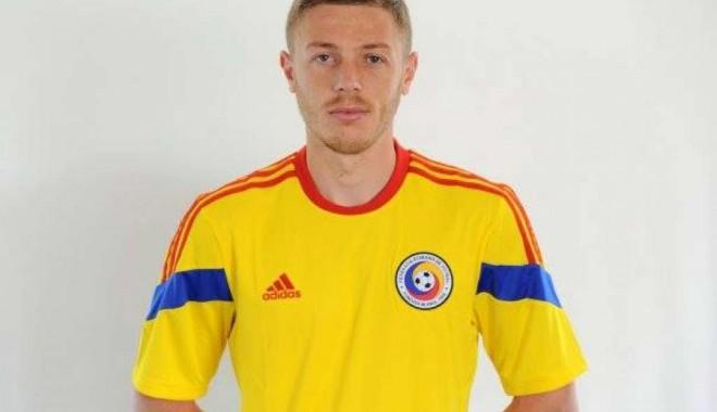 Foto: Jucător de la FC Viitorul, convocat la Națională