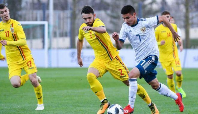 Foto: Calificare ratată! Tricolorii U19, victorie fără importanţă cu Azerbaidjan