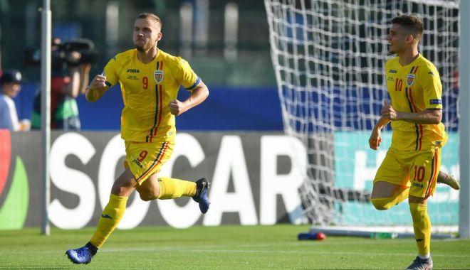 Foto: LIVE / România - Croaţia, la EURO 2019. Petre închide tabela! 4-1, ce victorie, ce entuziasm!