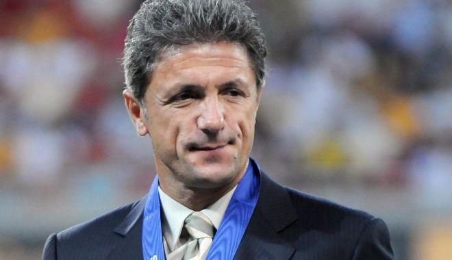 Foto: Gică Popescu, noul preşedinte al FC Viitorul
