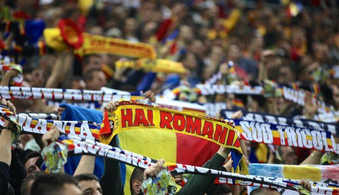 Foto: Unde se joacă partida România - Norvegia
