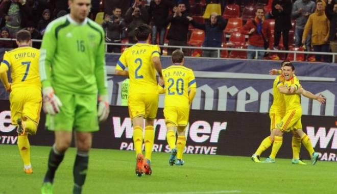Foto: Fotbal: România, salt de şase locuri în clasamentul FIFA