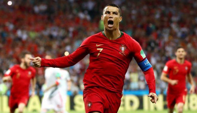 Foto: Cristiano Ronaldo se întoarce la naţionala Portugaliei