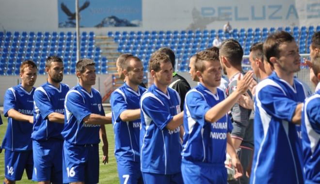 Foto: Fotbal / Vezi aici ce buget va avea Săgeata Năvodari în Liga I