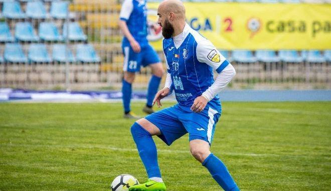 Foto: Liga a II-a la fotbal. SSC Farul s-a salvat de la retrogradare