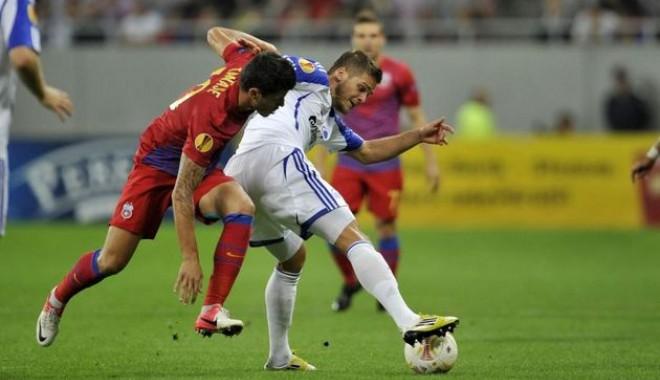 Foto: Fotbal / Steaua joacă pentru primăvara europeană, azi, contra Molde