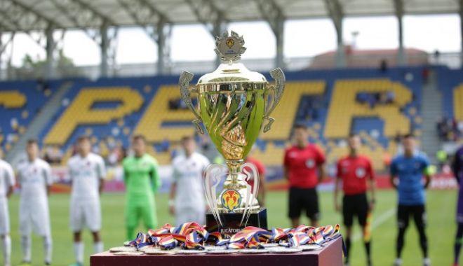 Foto: Bătălia pentru Supercupă! CFR şi FC Viitorul deschid noua stagiune