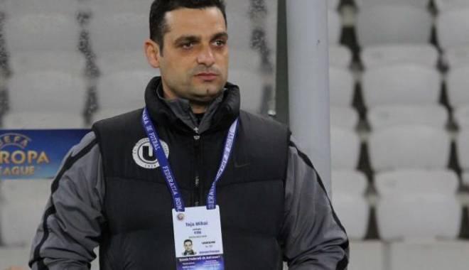 Foto: Fotbal: Mihai Teja este noul selecţioner al naţionalei U21