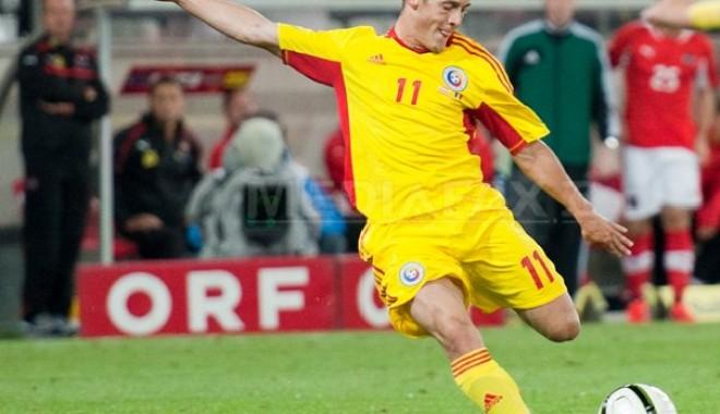 Foto: FOTBAL. Torje este de părere că scorul din meciul cu Olanda a fost exagerat
