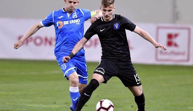 Foto: Pe locul 3! FC Viitorul, din nou în cupele europene