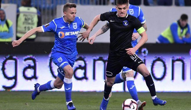 Foto: Să vină Cupa la Constanţa! FC Viitorul, pregătiri pentru finala cu Astra