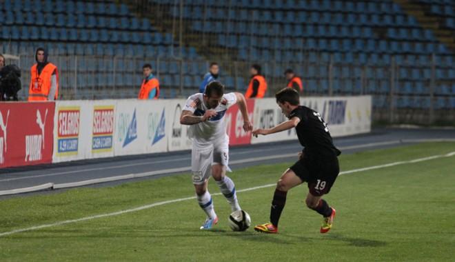 Foto: FC Viitorul Constanţa, învinsă de CFR Cluj. Iată scorul partidei