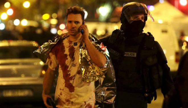 """Foto: Statul Islamic: """"Parisul arde şi, în curând, toată lumea va simţi amărăciunea"""""""