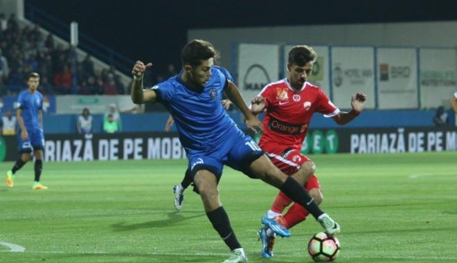 Foto: FC Viitorul - Dinamo 0-0, în play-off