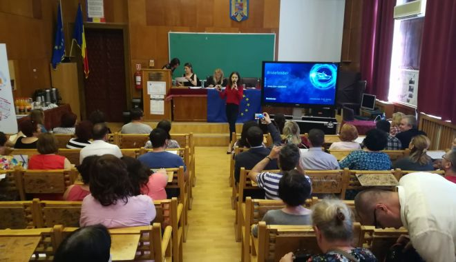 Foto: Eveniment important la Constanţa! Workshop dedicat sistemului de învățământ.
