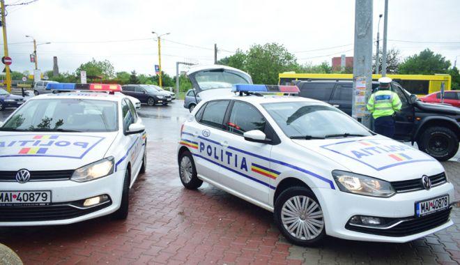 """Foto: 15 zile fără accidente rutiere, la Constanţa. """"Respectaţi regulile de circulaţie!"""""""