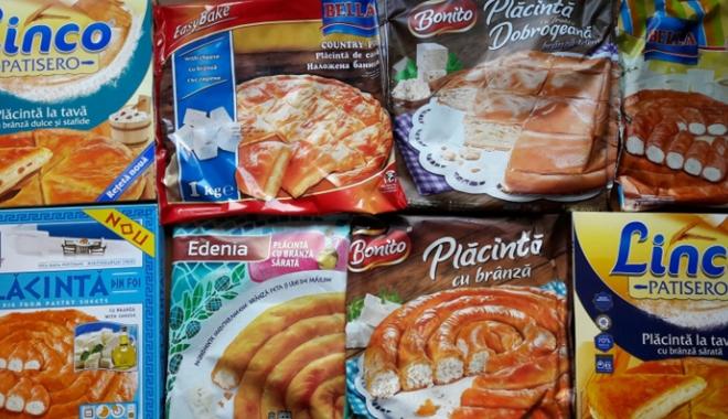 Foto: Atenţie, la meniul de Anul Nou!  Plăcintă cu brânză, glicerină şi cisteină!