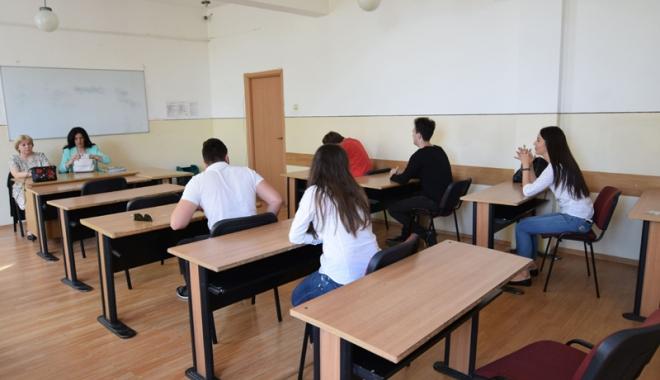 Foto: Bacalaureat 2017. Examenele continuă. Profesorii constănţeni nu intră în grevă!