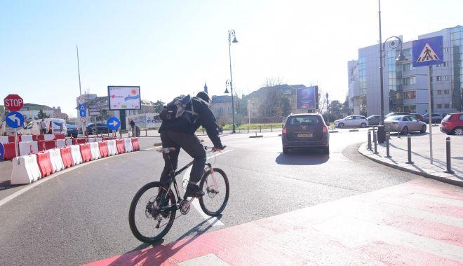 Foto: În sfârşit! Bicicletele gratuite ajung pe străzile din Constanţa şi Mamaia
