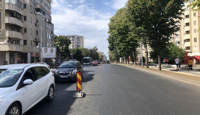 Constanța, șantier în lucru! Bulevardul Tomis, cu sens unic, de la Dacia la Capitol - fotofondbulevardultomis3-1598029291.jpg