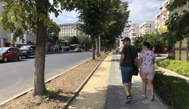 Constanța, șantier în lucru! Bulevardul Tomis, cu sens unic, de la Dacia la Capitol - fotofondbulevardultomis4-1598029311.jpg
