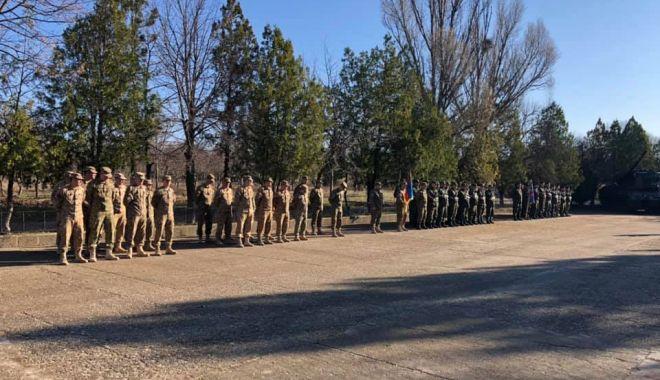 Misiune îndeplinită în Afganistan.