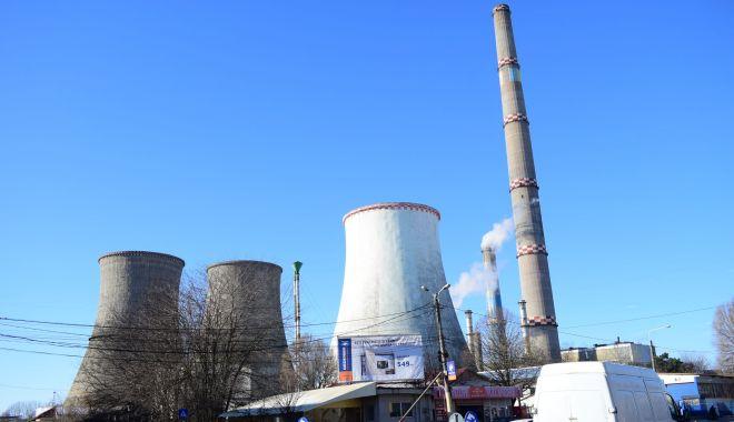Foto: CET Palas a intrat în insolvență.