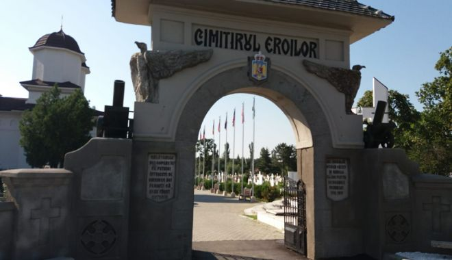 Cimitirul Eroilor din Constanţa, monument de indiferenţă şi lipsă de respect - fotofondcimitir-1534868641.jpg