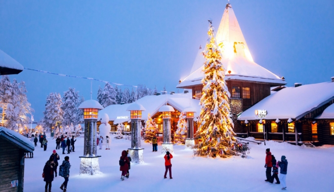 Foto: Crăciun acasă sau în vacanţă? Ce planuri au constănţenii de sărbători