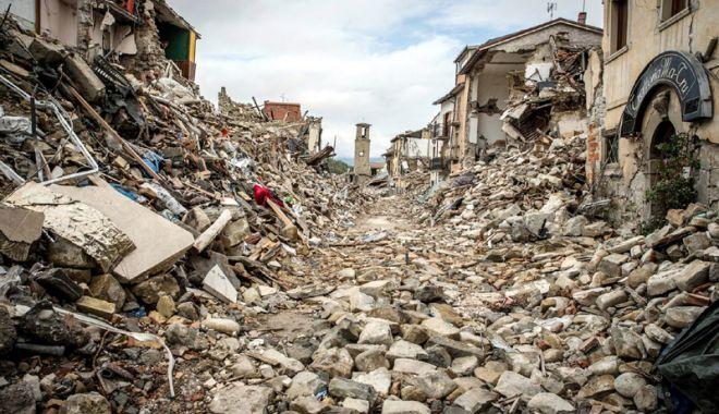 """Foto: După viscol şi ninsori, cutremur ne-ar lipsi! """"Răul e deja făcut, iremediabil…"""""""