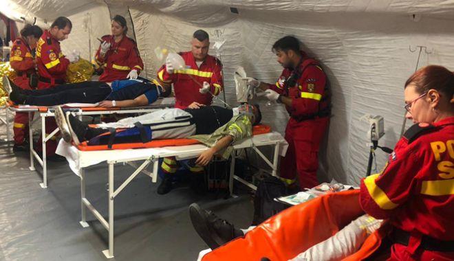 Cutremur de 7,5 grade pe scara Richter în România. Mobilizare naţională, timp de cinci zile