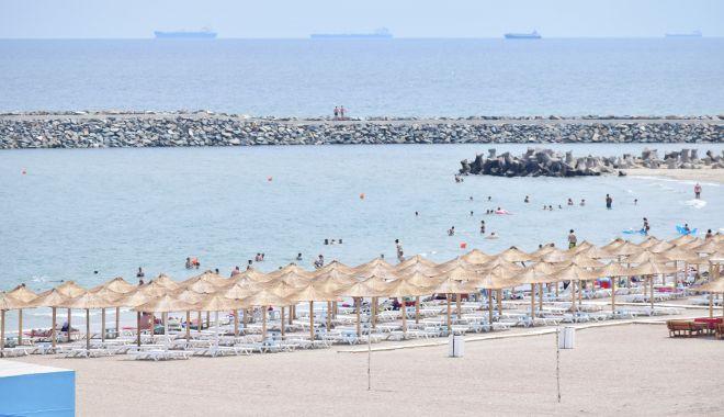 Foto: De ce fug turiştii cu bani de litoralul românesc