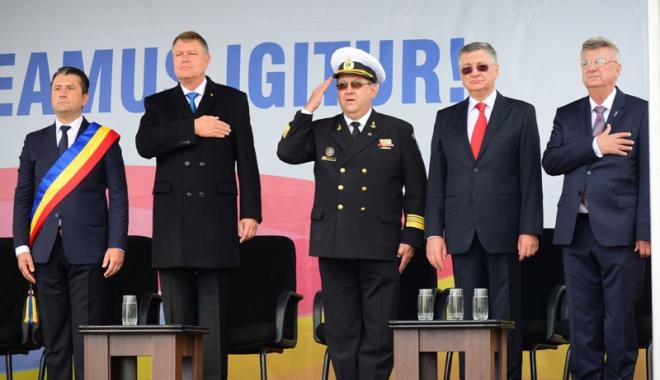 """Foto: """"Universităţile au nevoie de o reputaţie solidă!"""" Preşedintele Iohannis a deschis anul universitar la Constanţa"""