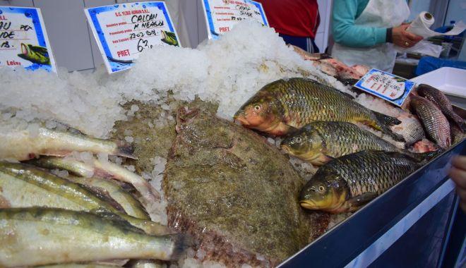 Foto: Dezlegare la peşte, de Buna Vestire. Atenţie de unde vă faceţi cumpărăturile!