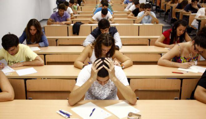 Foto: Începe febra examenelor! Elevii de clasele a VIII-a şi a XII-a se pregătesc de evaluări