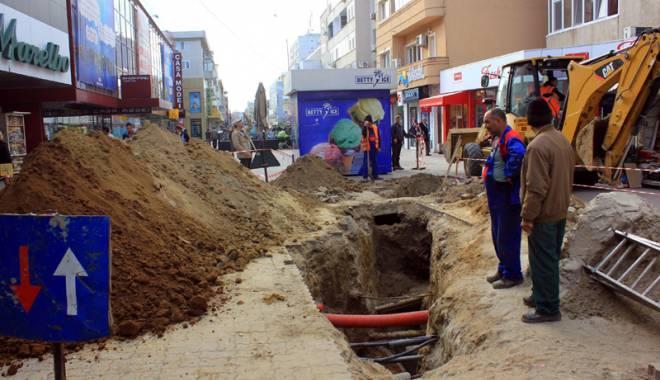Foto: Când se va termina şantierul din Constanţa?